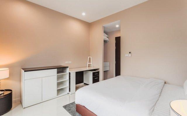 Отель Two Bedroom Pool Villa in Bangtao комната для гостей