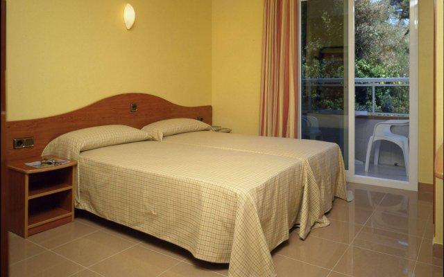 Отель Athene Испания, Льорет-де-Мар - 1 отзыв об отеле, цены и фото номеров - забронировать отель Athene онлайн комната для гостей