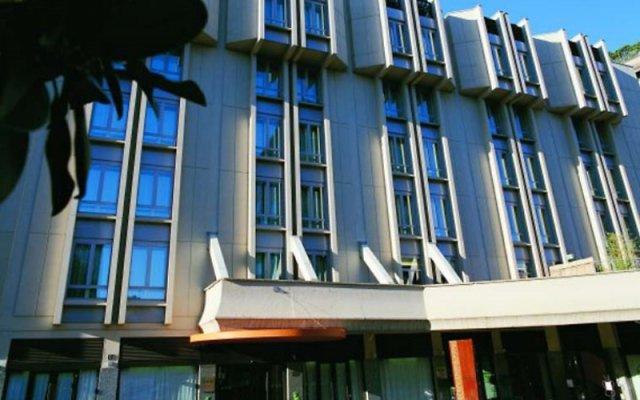 Отель UNA Hotel Tocq Италия, Милан - отзывы, цены и фото номеров - забронировать отель UNA Hotel Tocq онлайн вид на фасад