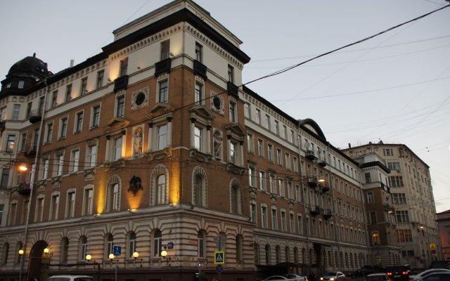 Hostel on Sretenka вид на фасад