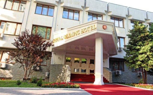 Гостиница «Роял Олимпик» Украина, Киев - - забронировать гостиницу «Роял Олимпик», цены и фото номеров вид на фасад