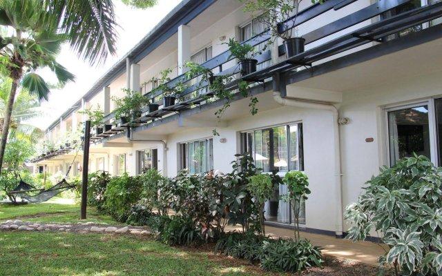 Отель Capricorn International Вити-Леву вид на фасад