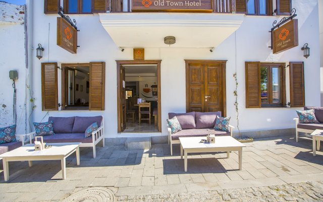 Old Town Hotel Kalkan Турция, Калкан - отзывы, цены и фото номеров - забронировать отель Old Town Hotel Kalkan - Adults Only онлайн вид на фасад