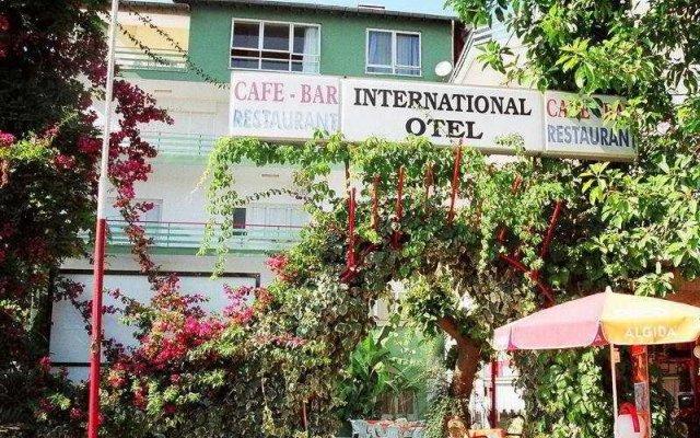 Arsi Enfi City Beach Hotel вид на фасад