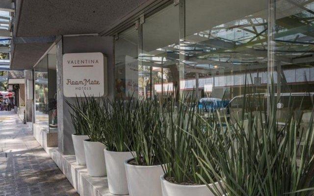 Отель Room Mate Valentina Мексика, Мехико - отзывы, цены и фото номеров - забронировать отель Room Mate Valentina онлайн вид на фасад