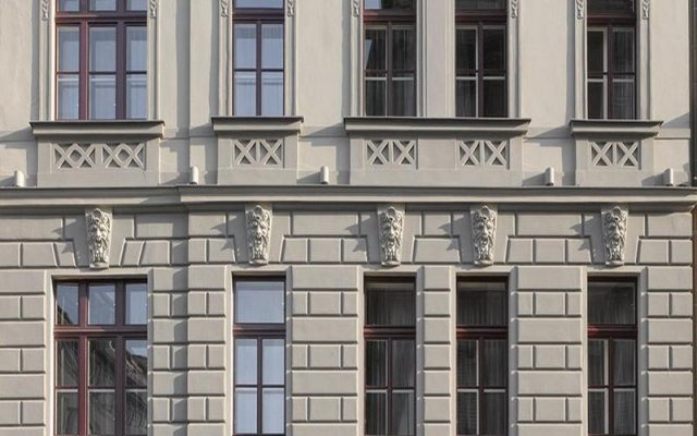 MOODs Boutique Hotel вид на фасад