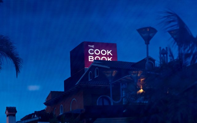 The Cook Book Gastro Boutique Hotel & Spa вид на фасад