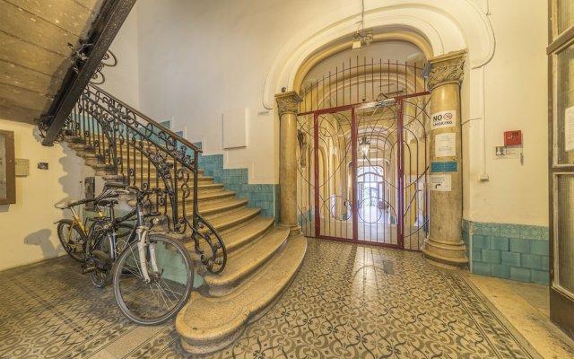 Апартаменты Cibere Apartment Будапешт интерьер отеля