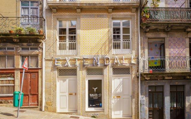 Отель ExtendALL вид на фасад
