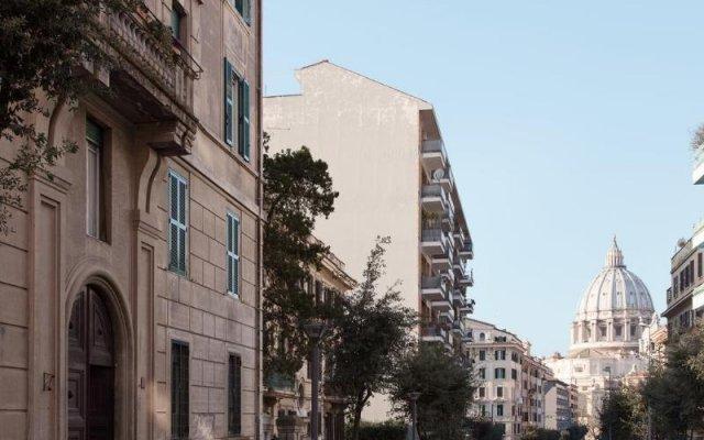 Отель S.Pietro House Италия, Рим - отзывы, цены и фото номеров - забронировать отель S.Pietro House онлайн вид на фасад