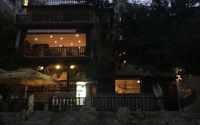 Отель Morski Briag вид на фасад