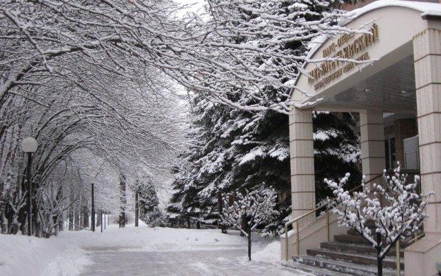 Шереметьевский Парк Отель вид на фасад
