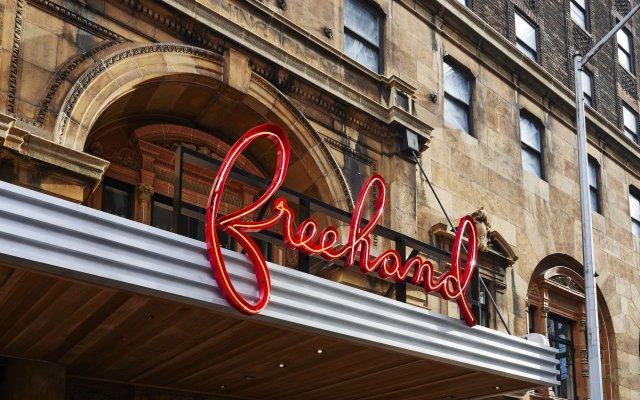 Отель Freehand New York США, Нью-Йорк - отзывы, цены и фото номеров - забронировать отель Freehand New York онлайн вид на фасад