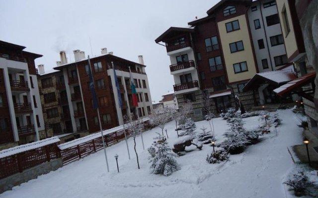 Отель Aparthotel Winslow Highland Болгария, Банско - отзывы, цены и фото номеров - забронировать отель Aparthotel Winslow Highland онлайн вид на фасад