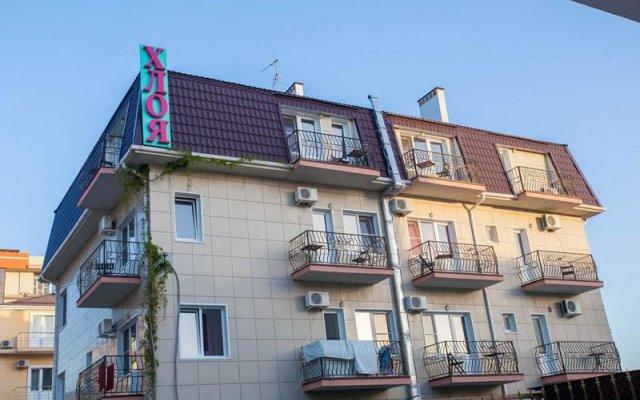 Гостиница Хлоя вид на фасад