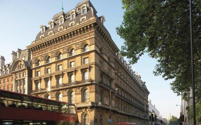 Отель Amba Hotel Grosvenor Великобритания, Лондон - 1 отзыв об отеле, цены и фото номеров - забронировать отель Amba Hotel Grosvenor онлайн вид на фасад