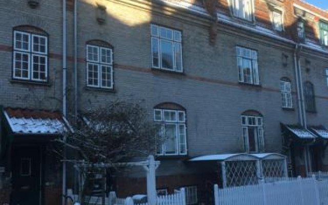 Отель Engelsted Guesthouse Дания, Копенгаген - отзывы, цены и фото номеров - забронировать отель Engelsted Guesthouse онлайн вид на фасад
