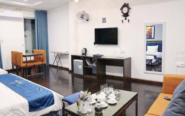 Отель A25 Hang Duong комната для гостей