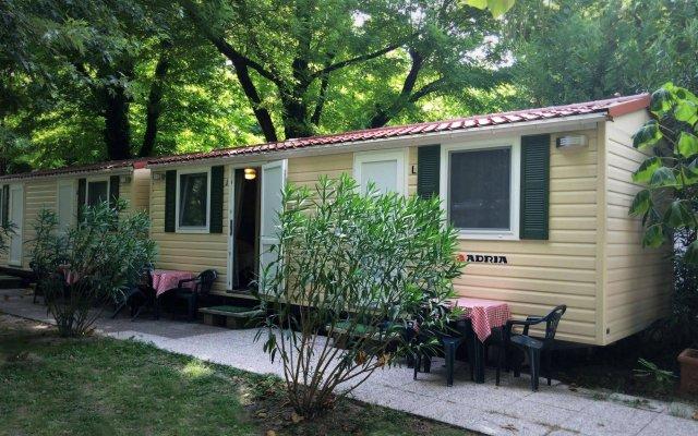 Отель Camping Serenissima Италия, Лимена - отзывы, цены и фото номеров - забронировать отель Camping Serenissima онлайн вид на фасад