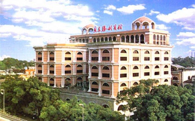 Guangdong Victory Hotel вид на фасад