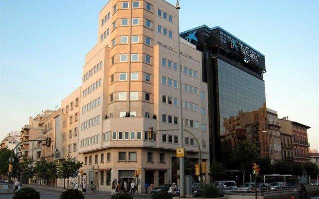 Отель UR Palacio Avenida - Adults Only Испания, Пальма-де-Майорка - отзывы, цены и фото номеров - забронировать отель UR Palacio Avenida - Adults Only онлайн вид на фасад
