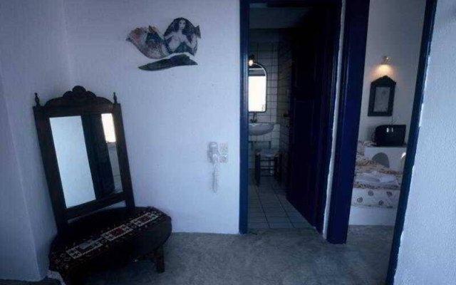 Отель Gorgona Villas Греция, Остров Санторини - отзывы, цены и фото номеров - забронировать отель Gorgona Villas онлайн вид на фасад