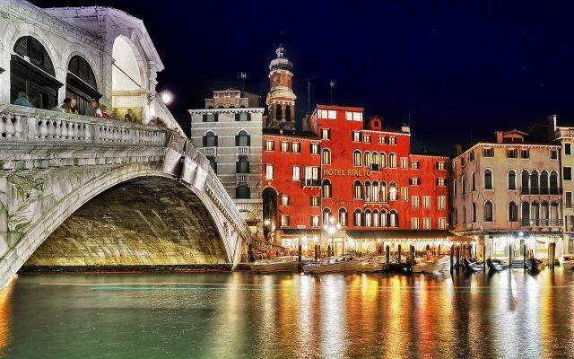 Отель Rialto Италия, Венеция - 2 отзыва об отеле, цены и фото номеров - забронировать отель Rialto онлайн вид на фасад