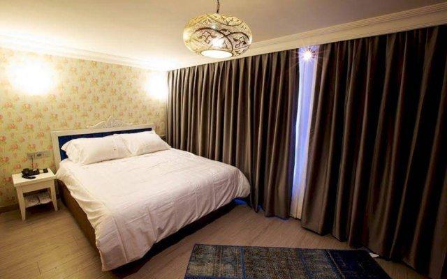 Muhlis Bey Hotel комната для гостей