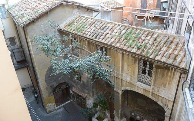Отель Domus Minervae Италия, Рим - отзывы, цены и фото номеров - забронировать отель Domus Minervae онлайн вид на фасад