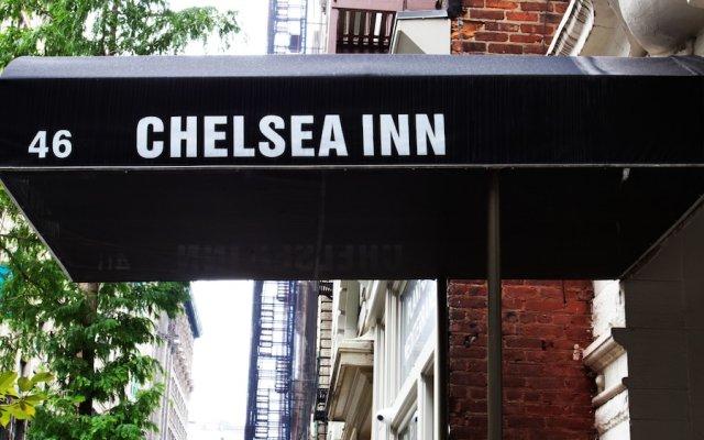 Отель Chelsea Inn США, Нью-Йорк - отзывы, цены и фото номеров - забронировать отель Chelsea Inn онлайн вид на фасад