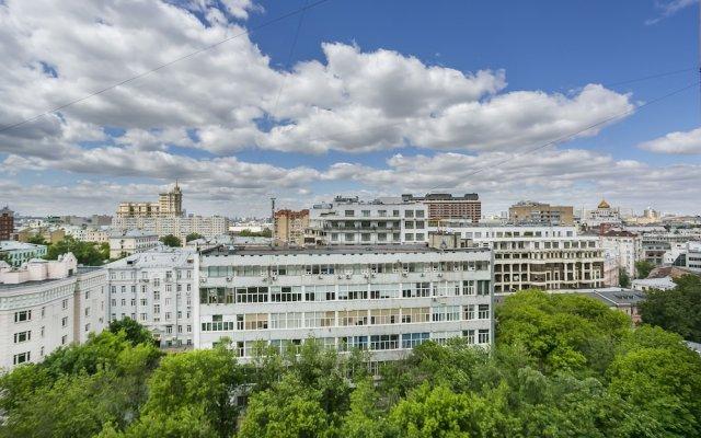 Гостиница on B Polyanka 28k1 в Москве отзывы, цены и фото номеров - забронировать гостиницу on B Polyanka 28k1 онлайн Москва вид на фасад