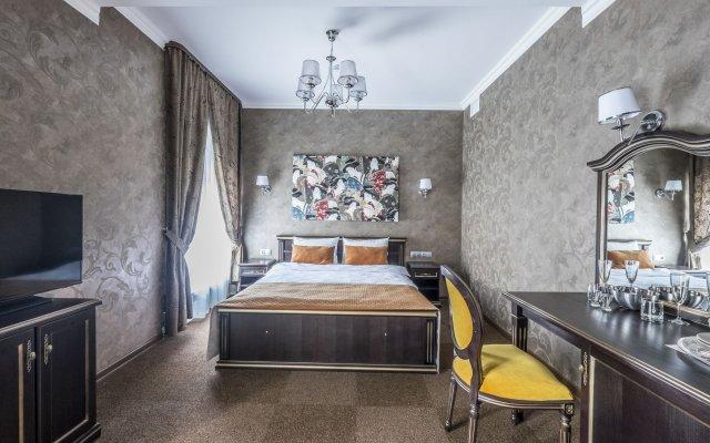 Гостиница Погости.ру на Тульской комната для гостей