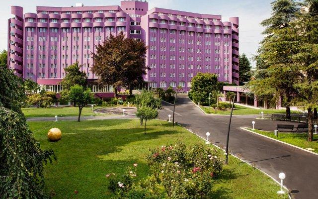 Hotel Da Vinci спортивное сооружение