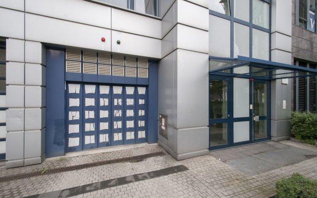 Отель Appartement Ontop Германия, Гамбург - отзывы, цены и фото номеров - забронировать отель Appartement Ontop онлайн вид на фасад