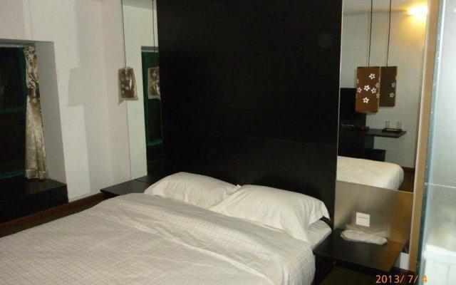 Suba Hotel Xi'an Dongmen комната для гостей