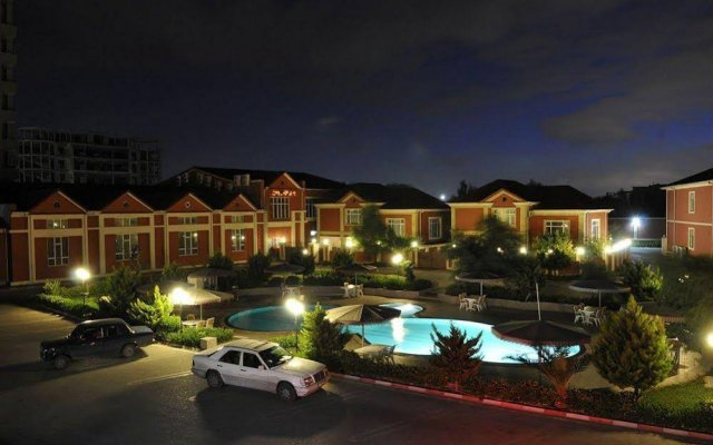 Отель Серин отель Азербайджан, Баку - отзывы, цены и фото номеров - забронировать отель Серин отель онлайн вид на фасад