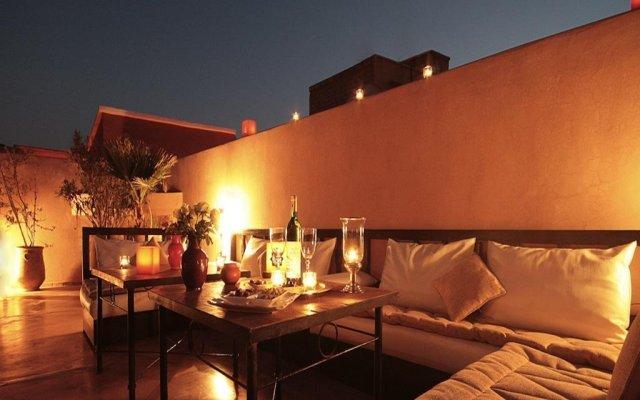 Отель Riad Karmanda Марракеш вид на фасад