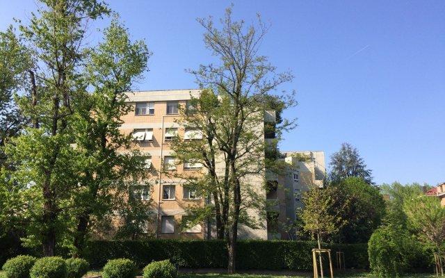 Отель Casa Carozzi Италия, Милан - отзывы, цены и фото номеров - забронировать отель Casa Carozzi онлайн вид на фасад