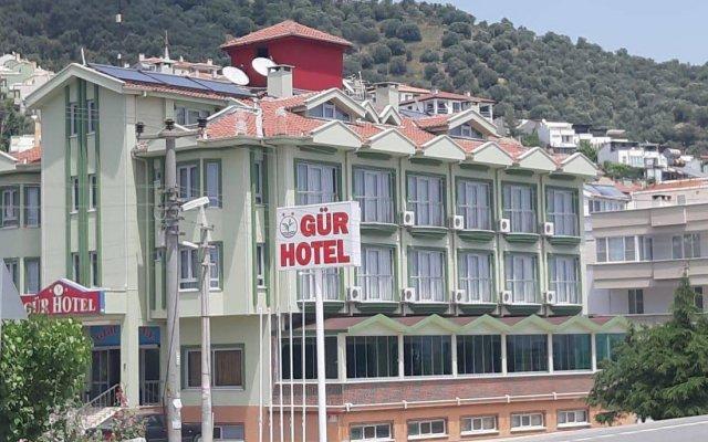 Gür Hotel Турция, Пелиткой - отзывы, цены и фото номеров - забронировать отель Gür Hotel онлайн вид на фасад