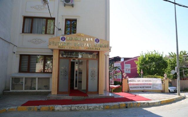 Ihva Otel Pierre Loti Турция, Стамбул - отзывы, цены и фото номеров - забронировать отель Ihva Otel Pierre Loti онлайн вид на фасад
