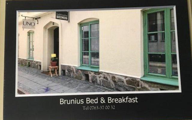 Отель Brunius Bed and Breakfast Швеция, Лунд - отзывы, цены и фото номеров - забронировать отель Brunius Bed and Breakfast онлайн вид на фасад