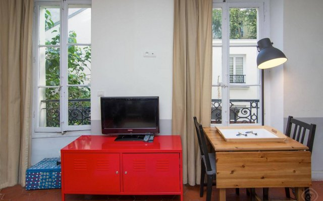 Апартаменты BP Apartments - Le Marais area Париж комната для гостей