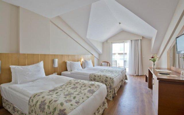 Отель Vera Seagate Resort Богазкент комната для гостей