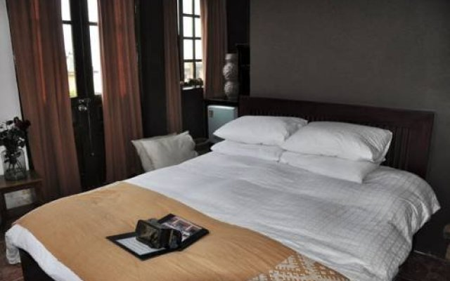 Отель Sapa Rooms Boutique комната для гостей