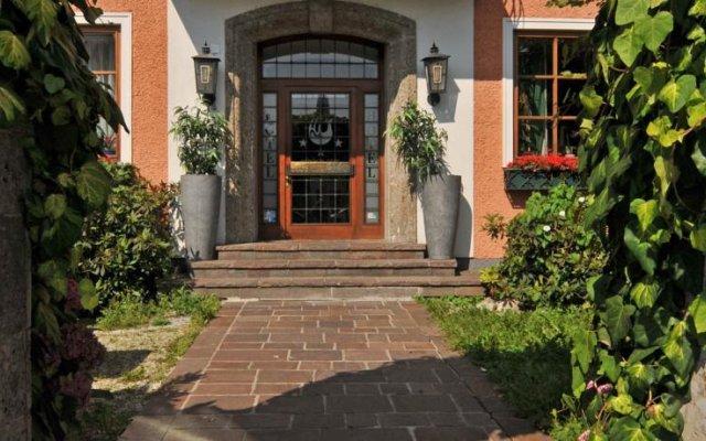 Отель Vogelweiderhof Австрия, Зальцбург - отзывы, цены и фото номеров - забронировать отель Vogelweiderhof онлайн вид на фасад