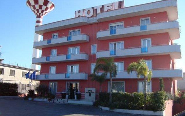 Hotel Hermitage Куальяно вид на фасад
