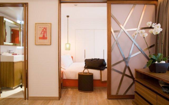Отель CHI Residences 279 комната для гостей