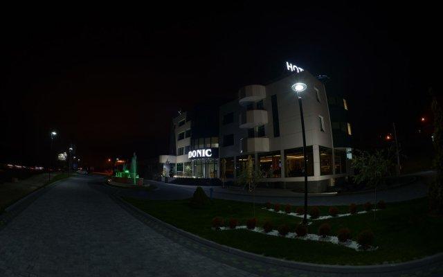 Hotel Hedonic вид на фасад