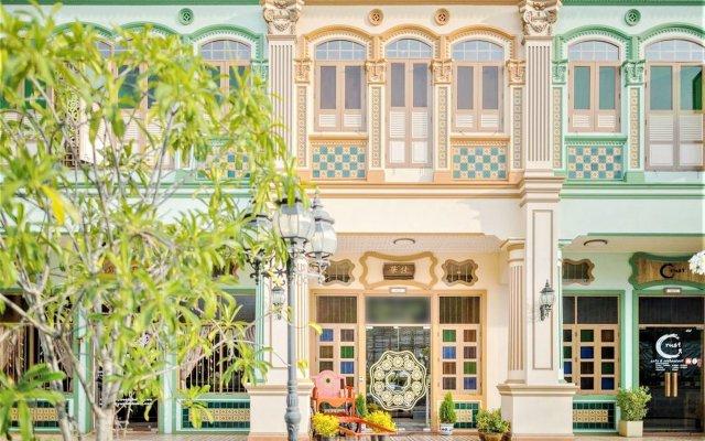 Отель ZEN Rooms Bangyai Road Таиланд, Пхукет - отзывы, цены и фото номеров - забронировать отель ZEN Rooms Bangyai Road онлайн вид на фасад