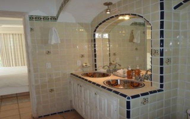 Отель Villa Gold Dome 6 Bedrooms 7 Bathrooms Villa Педрегал ванная